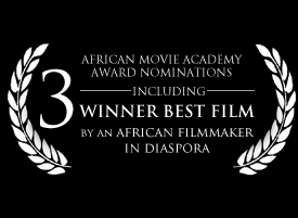2010 Africa Movie Academy Awards - 3 Nominations